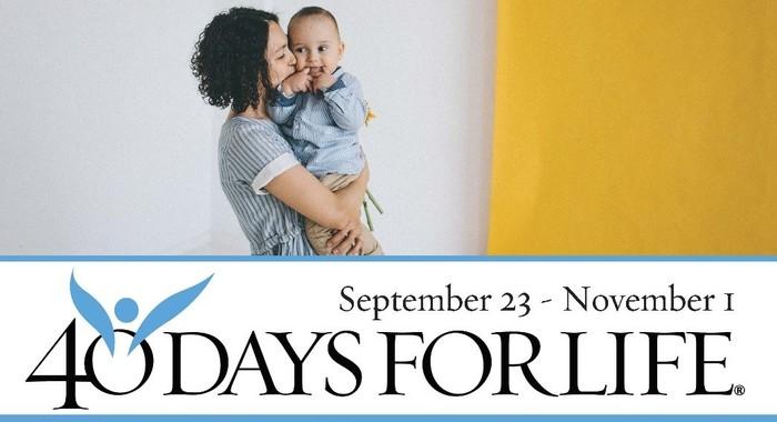 40 Days Ad