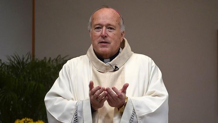 Bishop Mcelroy Video Banner