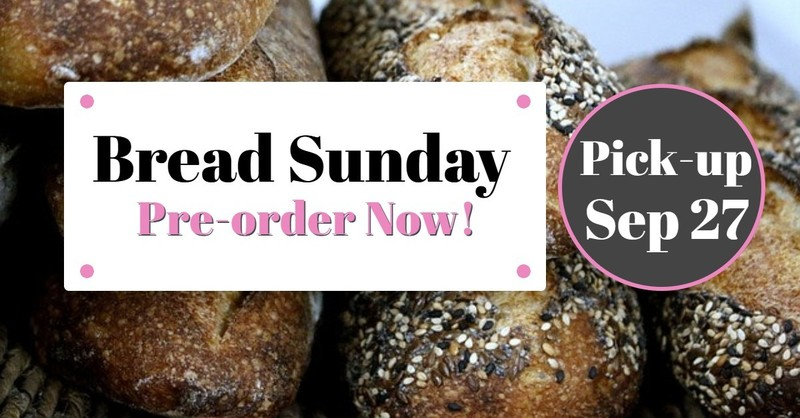 Bread Sunday Event Page 092720