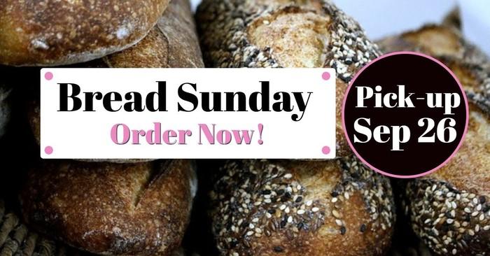 Bread Sunday Home