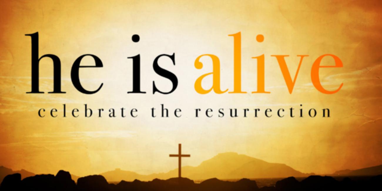 Easter Alive