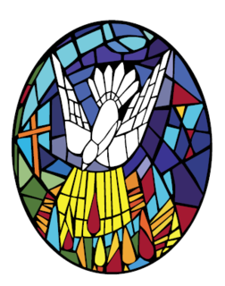 Holy Spirit Glass