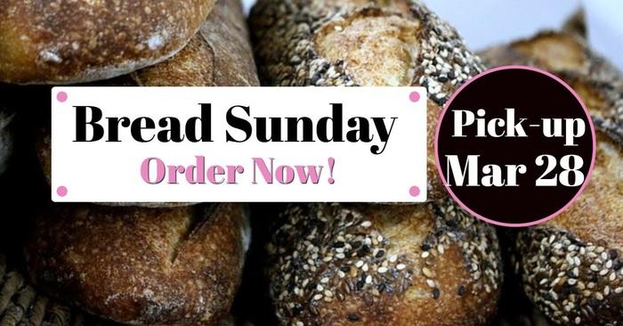Mar Bread Sunday Home
