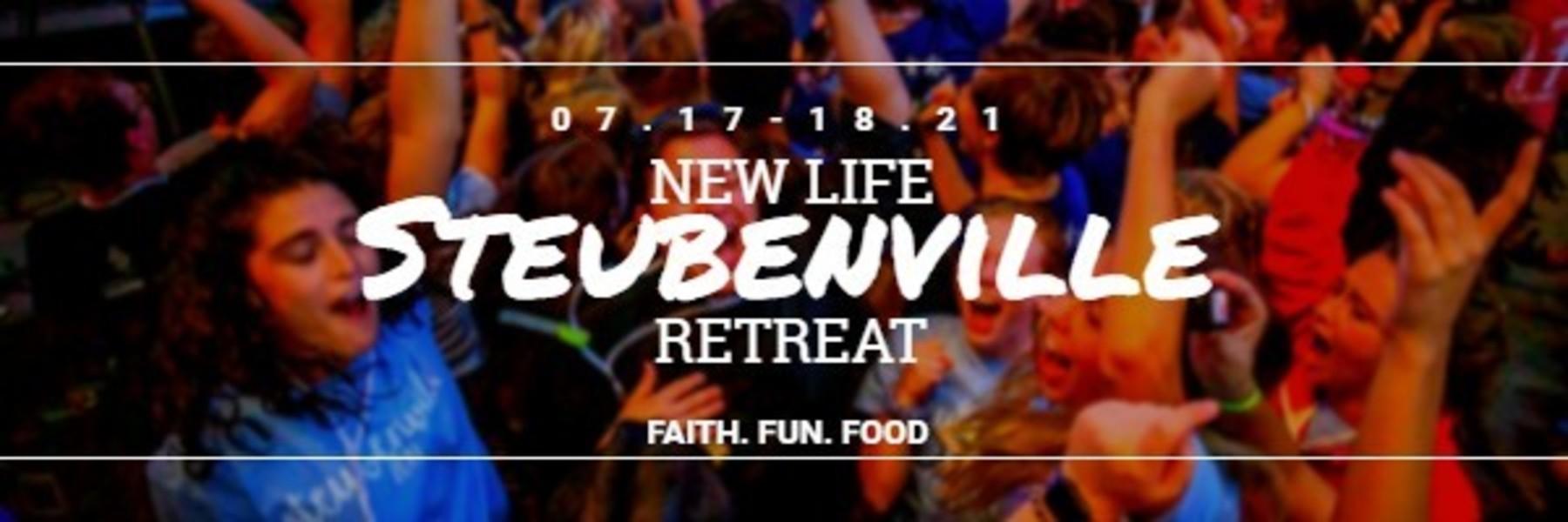 Steubenville New Life Retreat Upcoming Rev