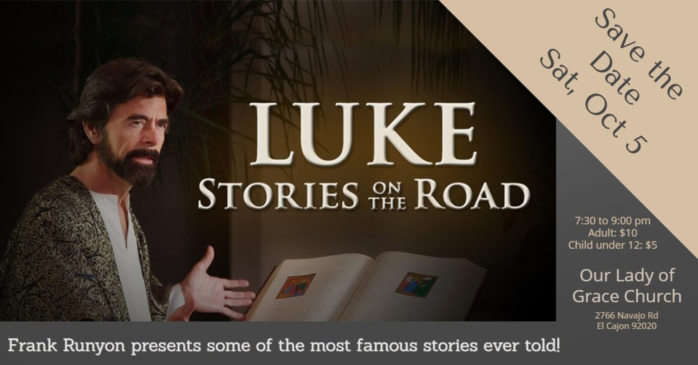 Stories Of Luke Ad 1200x