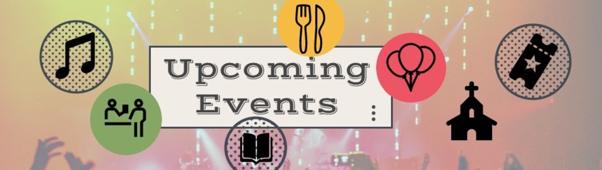 Upcoming Events Rev