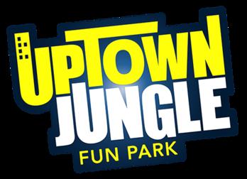 Uptown Jungle Fun Park Logo